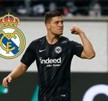 Report: Real Madrid Finalizing Deal For Jovic