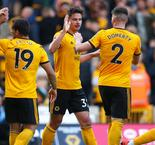 Dendoncker helps Wolves close in on seventh