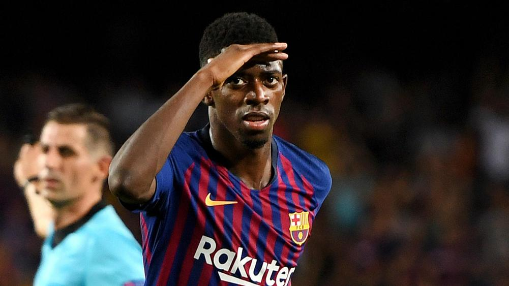 Messi wants Barcelona to keep Arsenal target Dembele
