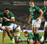 Scrappy Ireland battles to overcome Argentina