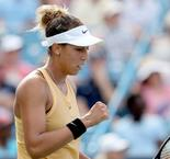 Madison Keys claims Cincinnati title