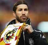 Sergio Ramos eyeing 200 games after equalling Spain record