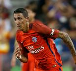Angel Di Maria Scores Stunning Free Kick Against Angers