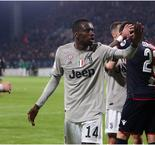 Leaving the pitch 'not the best solution' to racist abuse - Matuidi