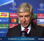 Wenger delighted after Arsenal rout