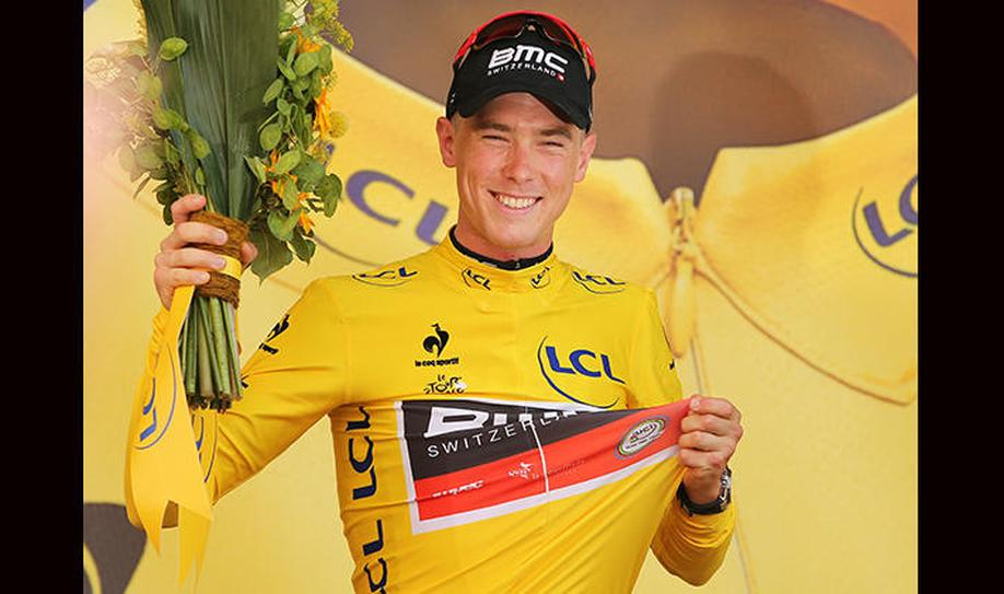 Tour de France 2015: Rohan Dennis Wins Opening Stage