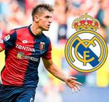 Report: Real Madrid Pursuing Loan For Genoa's Piatek