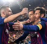 Messi Hails Barcelona's 'Small Step' Toward Treble