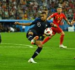 2018 FIFA World Cup Russia: France 1 Belgium 0