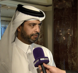 Nasser Al-Khater - Premature to think 2022 World Cup will be shared