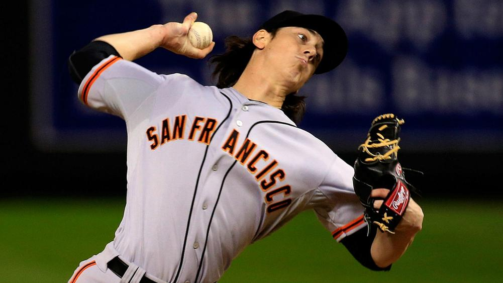 Tim Lincecum To Wear No. 44 To Honor Late Brother