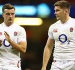 Ford and Farrell to start against Ireland