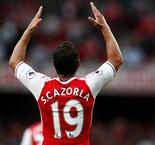 Arsenal lose Cazorla for further three months