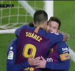 Luis Suarez Curls in the Opener to Give Barcelona 1-0 Lead Over Eibar