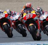 Marquez Aims to Bounce, Lorenzo Roll in Catalunya