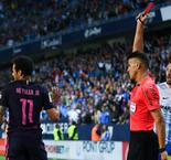 Neymar's Clasico appeal rejected