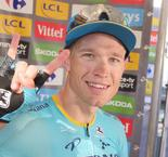 Cort Nielsen sprints to first Tour stage win, Thomas maintains lead
