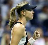 Sharapova trounces Ostapenko as Kerber, Kvitova bow out