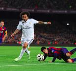 Marcelo Shares Memories From His First Clásico