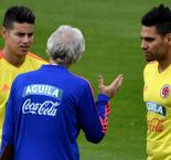 Falcao, James join injured duo in Colombia squad