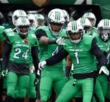 Marshall University Stampedes Over Morgan State University
