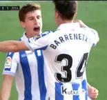 Real Sociedad 3-1 Real Madrid: Ander Barrenetxea Scores First LaLiga Goal To Extend Lead