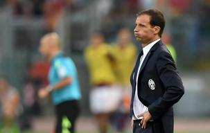 FOOTBALL: Serie A: Allegri questions Juve attitude after Roma defeat