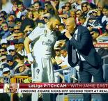 PitchCam: Zidane Finds Success In Real Madrid Return