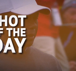Shot of the Day: Tiger sinks monster putt