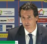 Emery rues PSG draw in Montpellier