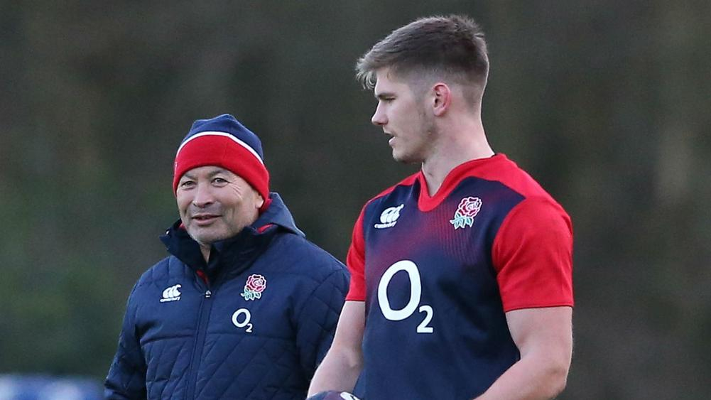Eddie Jones Owen Farrell - cropped