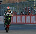 Three for Three: Rea Reigns in Race 1