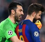 Pique wants Buffon to win Ballon d'Or