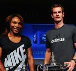 Female players 'love Andy Murray', says Serena Williams