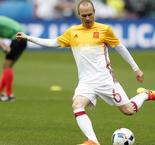 Spain unchanged again for Italy showdown