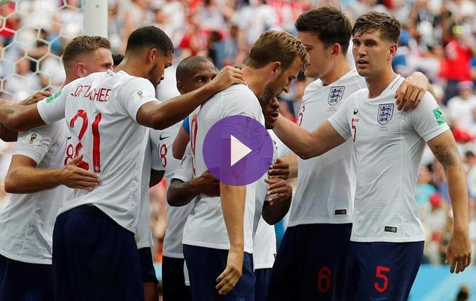 2018 FIFA World Cup- England 6 Panama 1- Match Report! Live Streaming  Information 78134c6753256