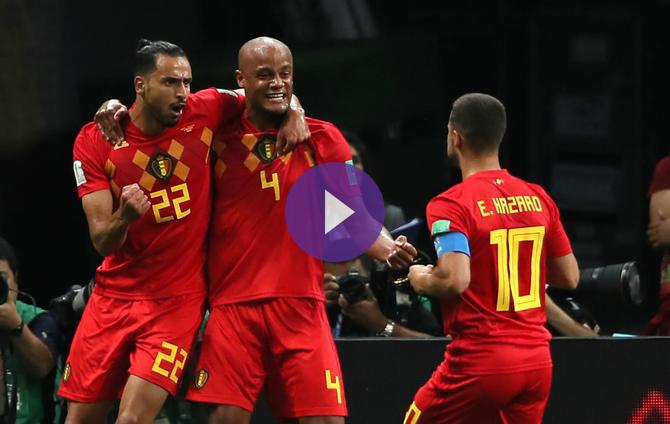 2018 FIFA World Cup- Brazil Belgium 2-Match Report! Live Streaming  Information 3a099d73cec8a
