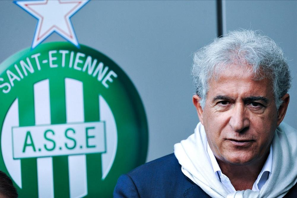 Assane Dioussé à Saint-Etienne (officiel)