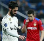 Still no Isco as Madrid name squad to face Barca