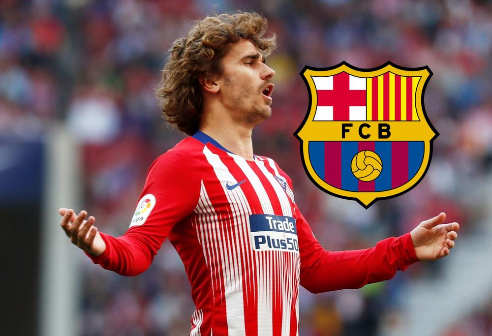 Report Barcelona Cooling On Griezmann Move