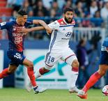 Highlights: Late Equalizer Helps Lyon Save 2-2 Draw After Caen Comeback