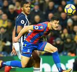 West Brom 0 Crystal Palace 0: Familiar woes for Baggies despite Pardew's presence