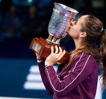 Emotional Kasatkina Comes Back From The Brink To Win Kremlin Cup