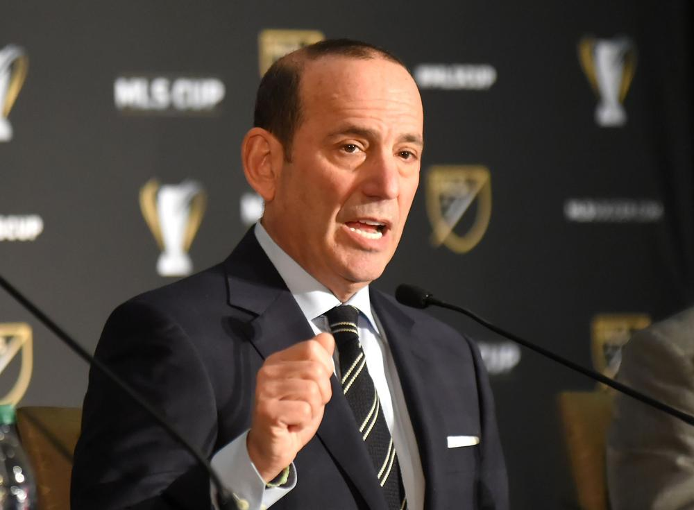 Don Garber MLS expansion