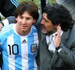 Now he can't miss! - Maradona honed Messi's free-kick prowess at 2010 World Cup