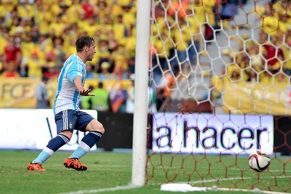 1. Argentina first win