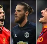 Griezmann joins De Gea, Totti and Gerrard among stars who stayed
