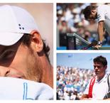 Murray rues 'big blow' as Wawrinka and Raonic also dumped out at Queen's
