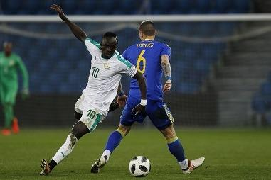 2018 FIFA World Cup- Senegal Profile