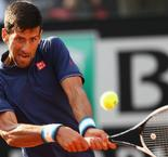 Djokovic races past Del Potro after rain delay